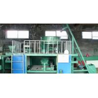 Wholesale 2 - 24 mm Thickness Panel Making Machines with 4 kw Hydraulic power 1.1kw Vibration power from china suppliers
