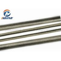 Quality M10 Threaded Rod DIN 975 DIN976 Stainless Steel Material Full Threaded Rod for sale