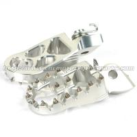 Wholesale KTM SX EXC SXF Dirt Bike Foot Pegs MX Footpegs Foot Pedal With Stainless Steel Teeth from china suppliers
