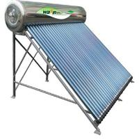 NP-S stainless steel covered outside image solar water heaters