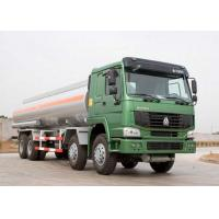Wholesale 25 CBM 8X4 LHD Euro 2 336 HP rude Oil Storage Tank Trucks Approved ISO from china suppliers