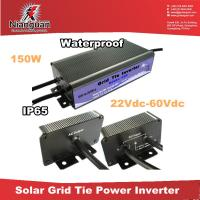 Wholesale Solar DC to AC Grid Tie Micro Inverter (GTI-150W) from china suppliers