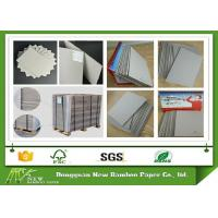 Wholesale One layer Grayboard Laminated Grey Board Paper for Desk Calendar from china suppliers