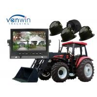 Wholesale 7 inch 4CH HDD Monitor DVR Video Recorder 720P for Agricultural vehicle from china suppliers