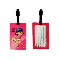 Buy cheap PVC Travel Luggage Tag from wholesalers