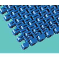 Wholesale ZY800FG-1 Plastic conveyor modular belts food grade flush grid belts from china suppliers