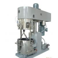Wholesale Commercial Planetary Mixers / double planetary mixer For paste powder from china suppliers