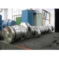 Wholesale High Performance Forged Steel Crankshaft Alloy Steel Forgings , ASTM Standard from china suppliers