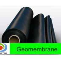 Wholesale hdpe geomembrane 0.2mm-3mm from china suppliers