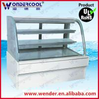 China 1.8m commercial display cake refrigerator showcase cake cooler display cake refrigerator on sale