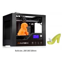 Wholesale 1.75mm Filament Rapid Prototyping 3D Printer from china suppliers
