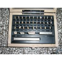 Wholesale OEM 36 - 0 Inch precision gage blocks Material Tungsten Carbide Steel YG8 from china suppliers