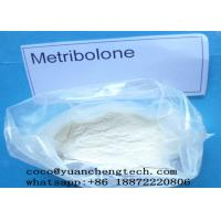 Wholesale Methyltrienolone Powder Oral Trenbolone Steroid Metribolone / Methyltrienolone For Fat Loss from china suppliers