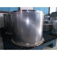 Buy cheap Pressure Screen Basket For Pulping machine and paper machine from wholesalers