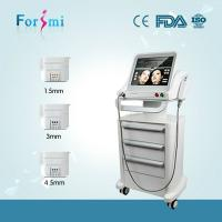 Wholesale Anti Wrinkle HIFU Beauty Machine For Skin Tighting Face Lifting Double Chin from china suppliers