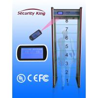 Wholesale LCD Display Screen Archway Metal Detection Equipment with Target Pinpointing Lights from china suppliers