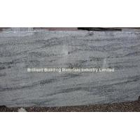 Quality China Landscape Green Granite Semi-Slab, Natural Green Granite Slab for sale
