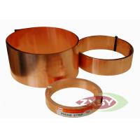 Wholesale Insulation Adhesive Alloys Of Copper Foil 1380mm Width 0.14mm Thickness from china suppliers