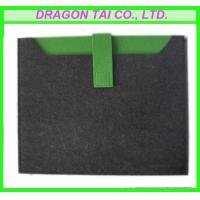 Wholesale Felt Fabric Bags for ipad, measure 27*22cm from china suppliers