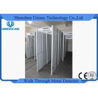 Wholesale 999 Sensitivity Digital Door Frame Metal Detector Security Guard Gate UB800 from china suppliers