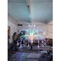 Wholesale Outdoor LED Firework Light Decorations Christmas Light Decoration from china suppliers