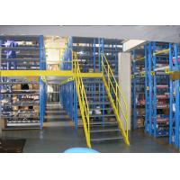 Wholesale Multi Level Industrial Storage Mezzanine Racking Floors For Large Area Warehouse from china suppliers