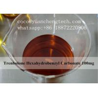Wholesale Trenbolone Hexahydrobenzyl Carbonate100 Injectable Steroid Tren Hex Parabolan 100mg/ml Bodybuilding from china suppliers
