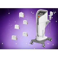 Quality Ce Approval HIFU Machine Accurate Treatment For Wrinkle Removal / Skin Tightening for sale