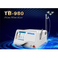 Wholesale 10W / 15W / 30W 980nm Diode Laser For Vascular Lesion Spider Vein Vascular Clearance Device from china suppliers