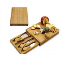 Cutting with strainer cheese board with slicer wire for sale