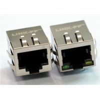 Buy cheap A60-114-300P432 Horizental Entry R45 Gigabit Magnetic Shielded THT R/A from wholesalers
