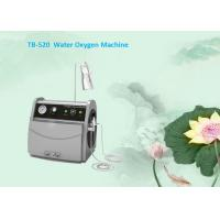 Wholesale CE Approved 300V  Skin Whitening Acne Removal Jet Peel Water Oxygen Spray Beauty Machine from china suppliers