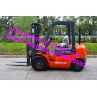 Wholesale Chinese Engine Forklift Heli 3m Lifting Height Diesel / Electric Stacker Forklift CPCD30 With CE Certification from china suppliers