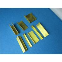 Wholesale C3800 CuPb3Zn39 High Tensile Brass Extrusion Door Window Frame from china suppliers