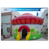 Wholesale Colorful Mushroom Play Tent Inflatable Air Tent for Trade Show Exhibition from china suppliers