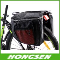 Wholesale Beijing 2014 new Fashionable New Design Durable Waterproof bicycle rear rack bag from china suppliers
