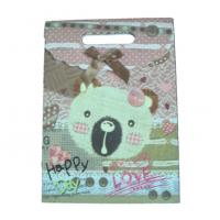 Wholesale Customizable Coloured Wrapping Paper Bags PGB10 , Lovely Gift Paper Bag from china suppliers