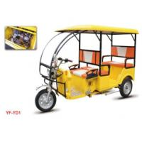 Wholesale YF-YD1 electric passenger tricycle size 2820*950*1750mm from china suppliers