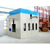 Buy cheap Best Price, Used Economic Auto Spray Booth For Sale/ Car Paint Oven (2 years warranty time, long-life maintenance) from wholesalers