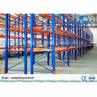 Wholesale Selective Pallet Heavy Duty Racks For Warehouse, Best Industrial Shelving Racks from china suppliers