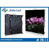 Wholesale High Resolution Indood Full Color LED Display Cabinet P2.5 8500K - 11500K from china suppliers