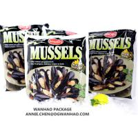 Wholesale Laminated Vacuum Bags Custom Printing NYLON / LLDPE Frozen Food Mussel Vacuum Packaging Bags from china suppliers