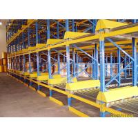 Wholesale Dynamic Flow Rack Shelving 1500 Kg Per Pallet Warehouse Storage Racks from china suppliers