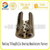 Wholesale professional factory manufacture copper bush bronze bush brass bush for many size from china suppliers