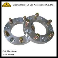 Wholesale CNC Machining 30mm Wheel Spacers For Land Rover 1.2 Inch 5x6.5 5X165 from china suppliers