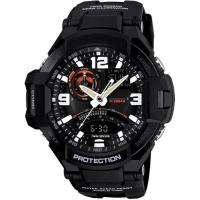 Wholesale Black Double Time Zone Digit-analog Watches Calendar and Stopwatch Functions from china suppliers