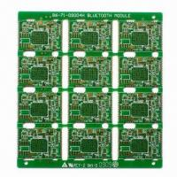 Wholesale Double-sided PCB/Printed Circuit Board for Communication Industry  from china suppliers