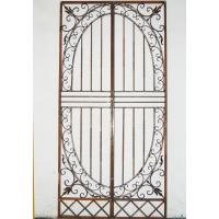 Quality Entry Iron Gate Wrought Iron for sale