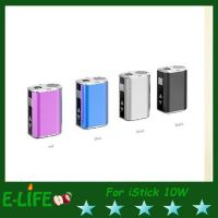 Wholesale Mini iStick 10W Box Mod 1050mAh Variable Wattage/Voltage Vape Mod from china suppliers
