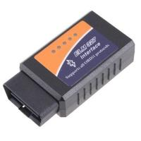 Wholesale Elm 327 Bluetooth Obdii Obd2 Diagnostic Scanner / Interface from china suppliers